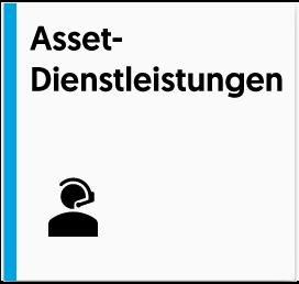 Asset-Dienstleistungen