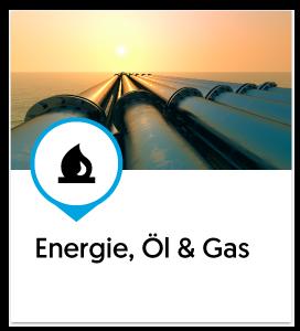 Energie, Öl & Gas