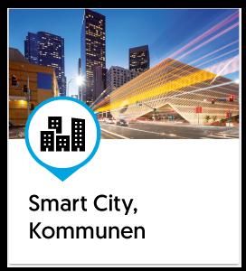Smart City, Kommunen