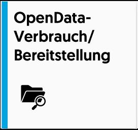 OpenData-Verbrauch, Bereitstellung